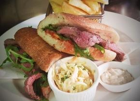 Rump-Steak-Baguette