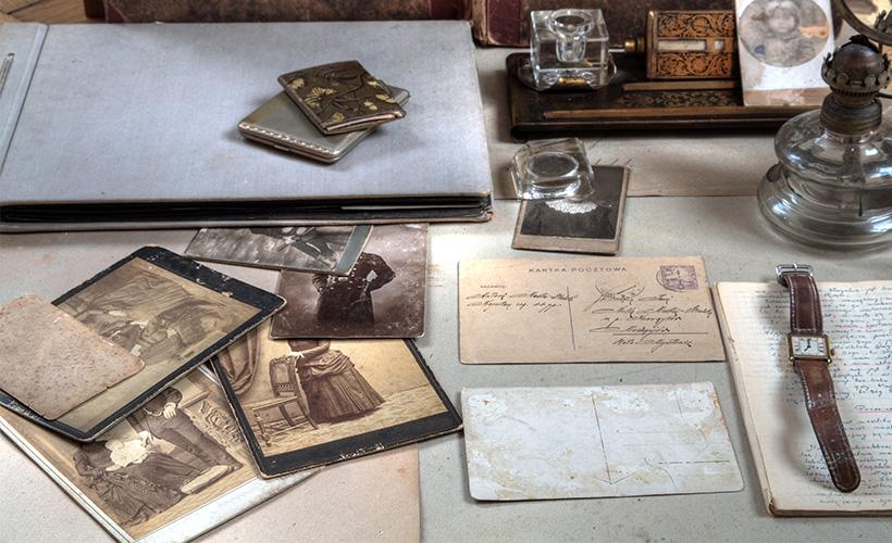 Old memorabilia